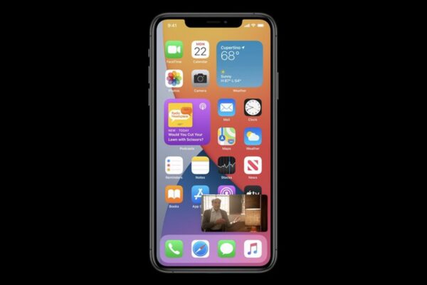 B68677 F02BA7D0F6C8 1 600x400 - Дата выхода iOS 14, бета-версия, функции и совместимые устройства