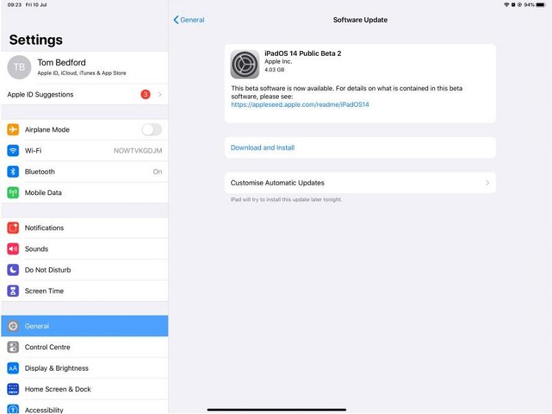 11iowQFk6VCtJWF2LuDf 1 - Как установить бета-версию iPadOS 14 на свой iPad