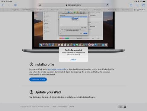 YGj5zaasKoHcCyh7bExW3E 650 80 1 - Как установить бета-версию iPadOS 14 на свой iPad