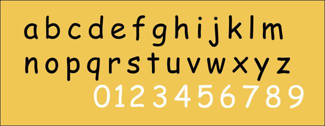 800px ComicSansSpec3 11 - Происхождение Comic Sans: почему так много людей его ненавидят?