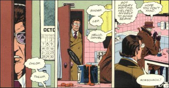watchmen1 - Происхождение Comic Sans: почему так много людей его ненавидят?