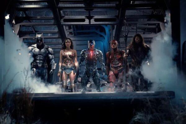 фильмы DC Extended Universe