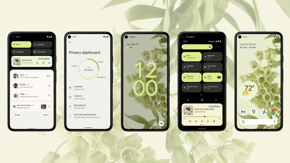Z6dw6JgLQ2uR5EUs6LK3nE 970 801 - Дата выпуска Android 12, функции, телефоны, которые его получат и когда начнется бета-версия