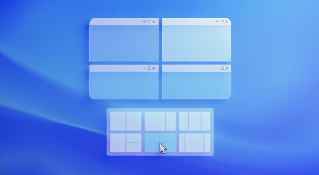 1624554732 672 microsoft predstavlyaet windows 11 s dok stancziej v stile macos novym 1024x563 - Дата выпуска Windows 11, функции и все, что вам нужно знать