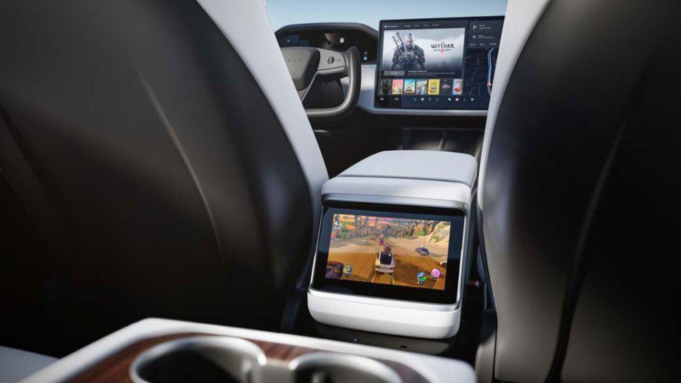 GrMXosgqmotY6JhUMTA9WC 970 801 - «Безумно быстрый» Tesla Model S Plaid и игры уровня PS5