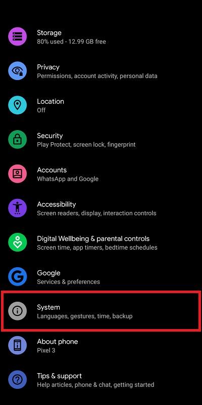 Developer Options Android 11 441 - Как включить режим разработчика на Android 11