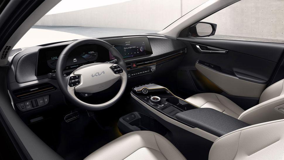 TBDJTnN8zKzhhaXzYMYfDC 970 801 - Интерьер Kia EV6 может соперничать с Audi и Mercedes