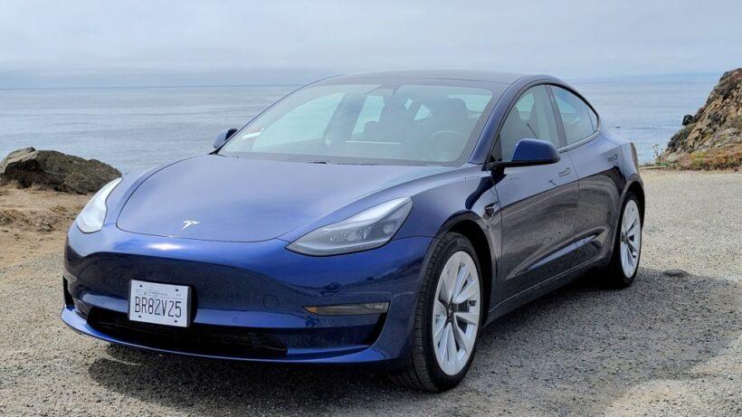 Tesla Model 3 Long Range (2021)