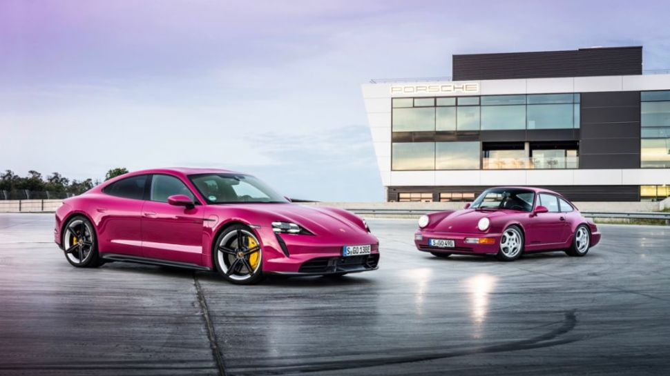 xR68D5yPXVPw8y9q4MGsmH 970 801 - Porsche Taycan 2022 года получит техническое обновление и новые дикие цвета