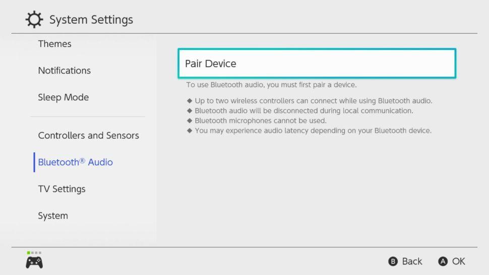 fTp3ky4Lf9rvYJiHToHgPW 970 801 - Как подключить беспроводные наушники Bluetooth к Nintendo Switch