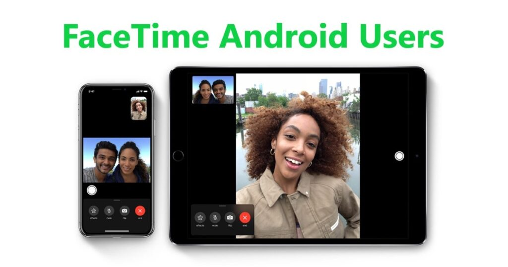 FaceTime Android Users Invite1 1024x538 - Как пригласить пользователей Android и Windows на звонок FaceTime на iOS 15