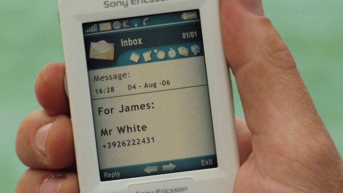 """pDFhBUYpS39Fn9QM6THfrA 970 801 - Все телефоны Джеймса Бонда, которые он когда-либо использовал в фильмах, вплоть до """"Не время умирать"""""""